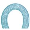 Cyberlox Nylon Mesh Tubing 9-10mm Aqua